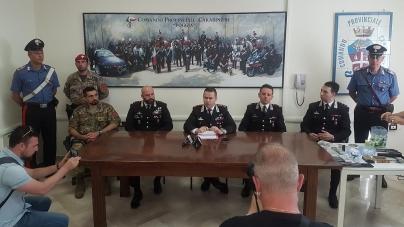 Raffica di blitz e arresti a Foggia e provincia: controlli serrati nelle località turistiche