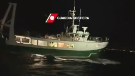 Battuta di pesca a strascico illegale: sequestrati 120 kg di pesce
