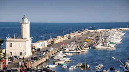 Cinque scali portuali pugliesi destinatari di uno stanziamento di 307 milioni di euro