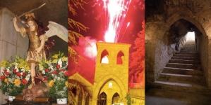Al via i festeggiamenti di San Michele a Orsara: oggi l'incendio del Campanile