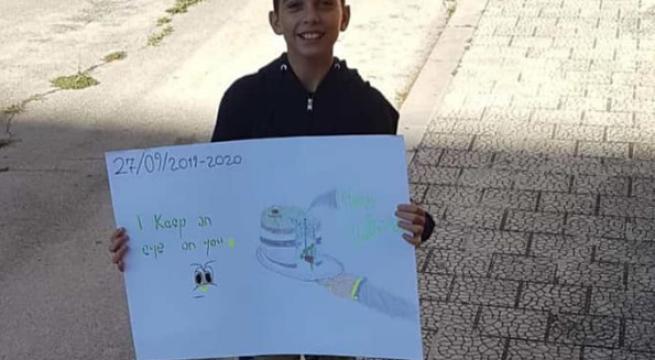 Fridays for Future, 12enne manifesta da solo in piazza a Stornarella