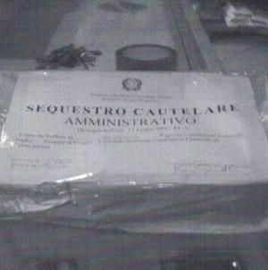 Prodotti caseari senza tracciabilità nel foggiano: sequestri dei Carabinieri Forestali