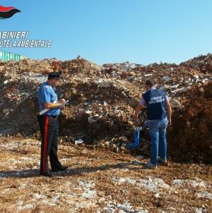 Gestione illecita di rifiuti a Cerignola: sequestrati terreni e mezzi per oltre 2 milioni di euro