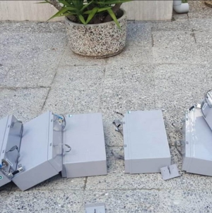 Sorpreso a rubare le batterie del ripetitore Vodafone di Cerignola: arrestato 29enne