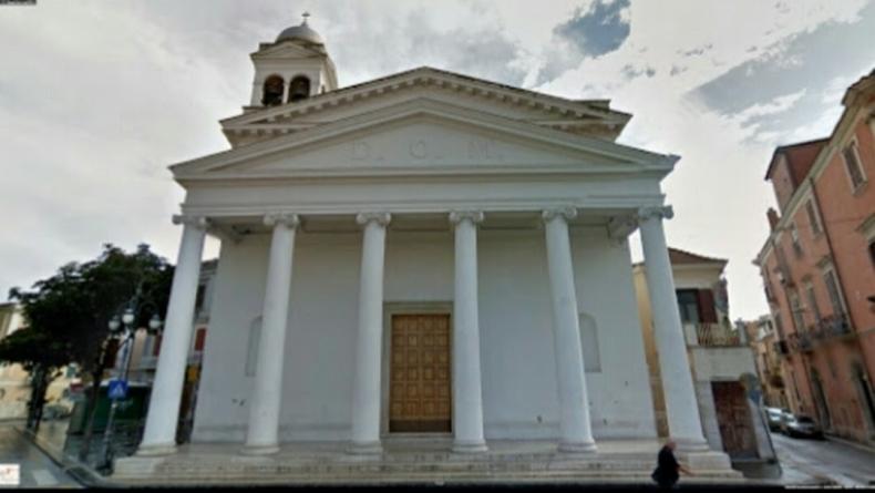 Sgomento a Foggia: rubata la corona della Madonna dell'Incoronata