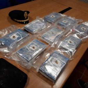 Da Foggia a Bolzano con oltre 12 kg di cocaina: tre persone arrestate