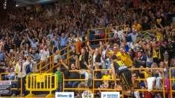"""Allianz Pazienza San Severo da sogno: Imola battuta 84-82 al """"Falcone & Borsellino"""""""