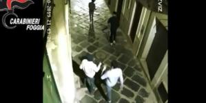 Aggressioni, sangue e rapine nel centro storico di Lucera: tre arresti