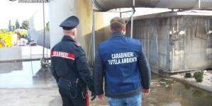 Blitz ad impianto di compostaggio a Lucera: scatta il sequestro, due le denunce