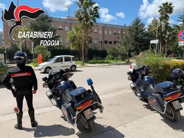 Evadono dai domiciliari: quattro arresti dei Carabinieri a Cerignola