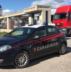 Ricettazione di auto e mezzi: arrestato titolare di un'autorimessa