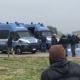 Migranti bloccano accesso al GrandApulia: scontri con la Polizia