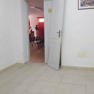 Atto intimidatorio a Cerignola: danneggiata la Camera del Lavoro e sede di Libera