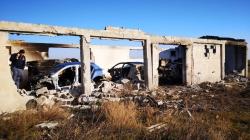 Recuperati dalla Polizia 11 veicoli rubati: rinvenute 9 carcasse di auto a Borgo Mezzanone