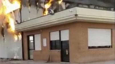 Allarme racket rifiuti: incendio distrugge 25 mezzi azienda raccolta