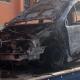 Paura a Foggia: data alle fiamme l'auto di un sindacalista
