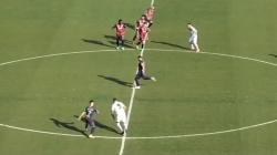 """Il Foggia si aggiudica il derby col Taranto: 0-1 allo """"Iacovone"""""""